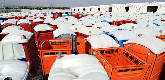Champion Portable Toilets in Fort Smith,  AR